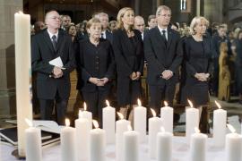 Duisburgo acoge el funeral por las víctimas del  Love Parade, entre ellas dos estudiantes catalanas