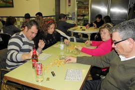 El Govern autoriza a una treintena de bares a organizar bingos esta Navidad