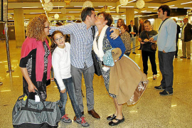 Más de 657.000 pasajeros pasarán por los aeropuertos de Balears hasta el 7 de enero