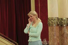 El secretario general del PP expedienta a Aina Aguiló por un altercado en Son Termes