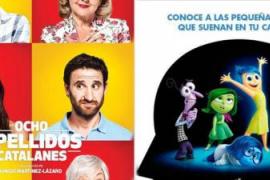 2015, el año de 'Star Wars' que hizo pensar con 'Del revés', llorar con 'La novia' y reír con '8 apellidos catalanes'