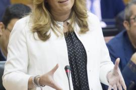 Díaz, en contra de acuerdos con formaciones que plantean la «ruptura de España»
