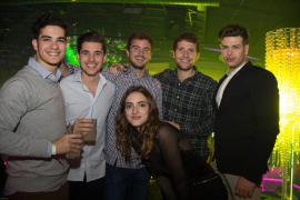 Palma celebra la Nochebuena 2015