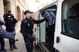 La jueza envía a prisión al detenido por matar a una mujer en Es Fortí