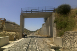 Serveis Ferroviaris no asumirá el coste de las obras de reparación del tramo de vía Sineu-Manacor