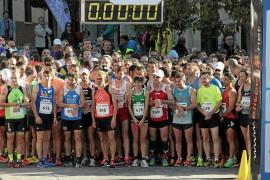 Cerca de 900 participantes corren la 27 edición de s'È