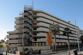 La Platja de Palma acapara el 20 % de las reformas hoteleras de la Isla hasta 2017