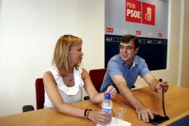 Pajín: «En Balears pasó a la historia el despilfarro y la política de interés»