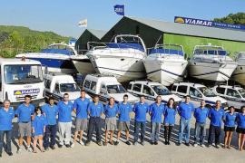 Náutica Viamar, 28 años de excelencia y calidad en la náutica pitiusa