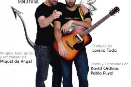 'Venidos a menos', un espectáculo musical y gamberro en la Sala Dante