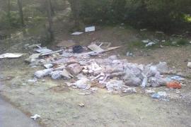 El tratamiento de escombros cae casi un 50% en Mallorca por la crisis y los vertederos ilegales
