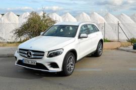 Nuevo Mercedes GLC, un modelo  que enamora desde el primer momento