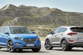 Hyundai Tucson, 'Mejor coche del año ABC 2016'