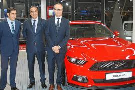 Ford convierte su concesionario de Palma en una 'Ford Store'
