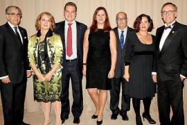 Encuentro navideño del Rotary Club Palma Almudaina