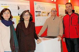 Exposición en la Escola Superior de Disseny