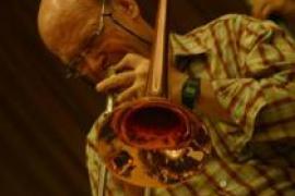 El Palma Jazz Quartet, con Geoff Frosell a la cabeza, en el Blue Jazz Club
