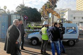 Plan de choque en Sant Llorenç para mejorar el bombeo de las aguas residuales