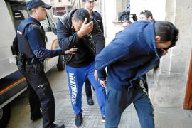Dos testigos identificaron al colombiano detenido como autor del crimen de Gomila