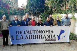 La Plataforma 31-D  se manifestará para reclamar la soberanía