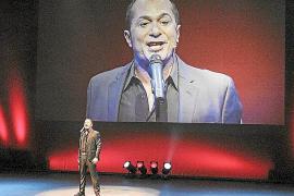 Agustín 'El Casta' conquista el Auditòrium «poniendo voz» a Jaume III