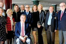 El Rotary Club Mallorca celebra una comida por Navidad