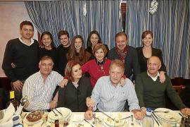 Fiesta de cumpleaños de Aina Ferrando