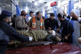 Un atentado suicida en Pakistán se cobra la vida de al menos 22 personas