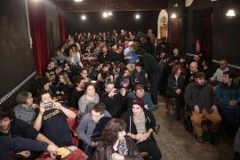 La CUP Palma celebra La Festa de L'Estendard en el Teatre Sans