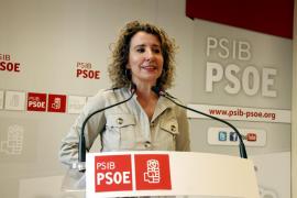 Los números de Aina Calvo como secretaria general del PSIB-Palma son catastróficos