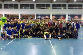 Calvià vibra con el Palma Futsal en una gran diada