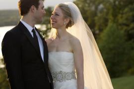 Chelsea Clinton y Marc Mezvinsky se casaron en «un día perfecto»
