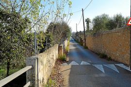 Sant Llorenç compra cinco fincas rústicas para destinarlas a un aparcamiento