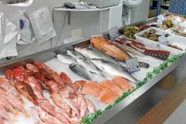 Los formenterenses  prefieren  pescado y marisco en Nochevieja