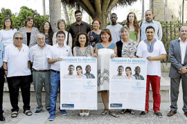 Balears ya ha asignado médico a 1.663 inmigrantes sin papeles