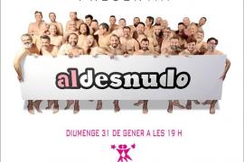 Mallorca Gay Men's Chorus Al desnudo