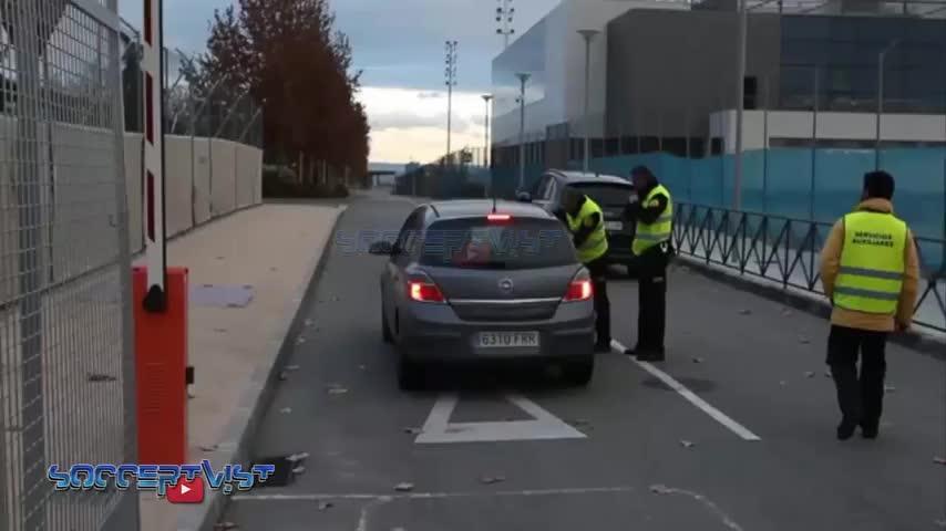 James, jugador del Real Madrid, perseguido por la Policía tras circular a 200km/h