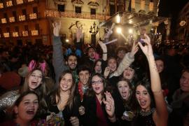Fiesta y diversión en Mallorca en el fin de año