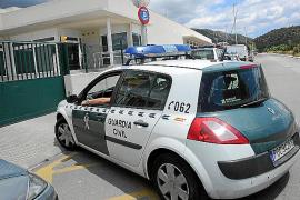 Detenida una joven que se desnudó y se enfrentó a la Guardia Civil en Magaluf