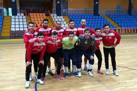 El Palma Futsal estrena el año en Burela