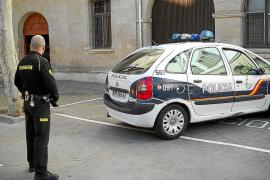 Detenidos cuatro individuos en Palma por tráfico de drogas de diseño