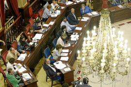 El Govern arranca el año con ocho leyes pendientes de aprobación