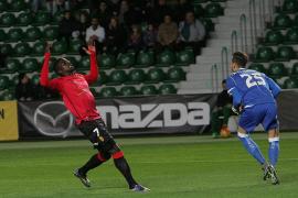 El Mallorca inaugura el año con un empate en Elche