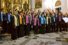 Tradicional concierto de Reyes del Orfeó l'Harpa d'Inca