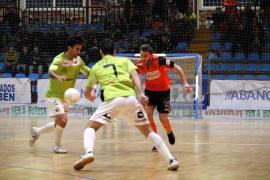 El PalmaFutsal gana al Burela y acecha la tercera plaza