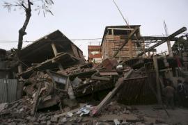 Al menos 8 muertos y 43 heridos por un terremoto de 6,7 grados en la India