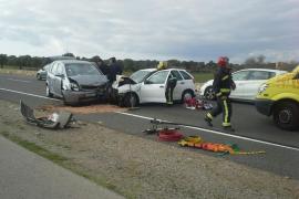 Las carreteras de Balears registraron 7 fallecidos más en 2015 que un año antes
