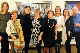 Exposición de pintura de Cati Gelabert