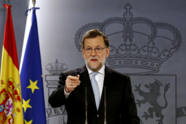 Rajoy insiste en pedir un acuerdo a PSOE y C's y asegura no tener líneas rojas