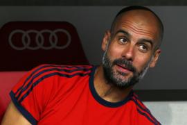 Guardiola se irá a Inglaterra
